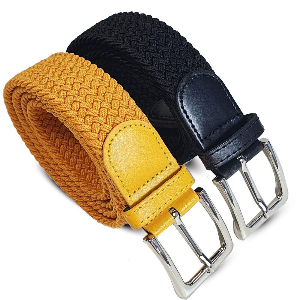 elastische-riem-elastiek-2pak-geel-zwart