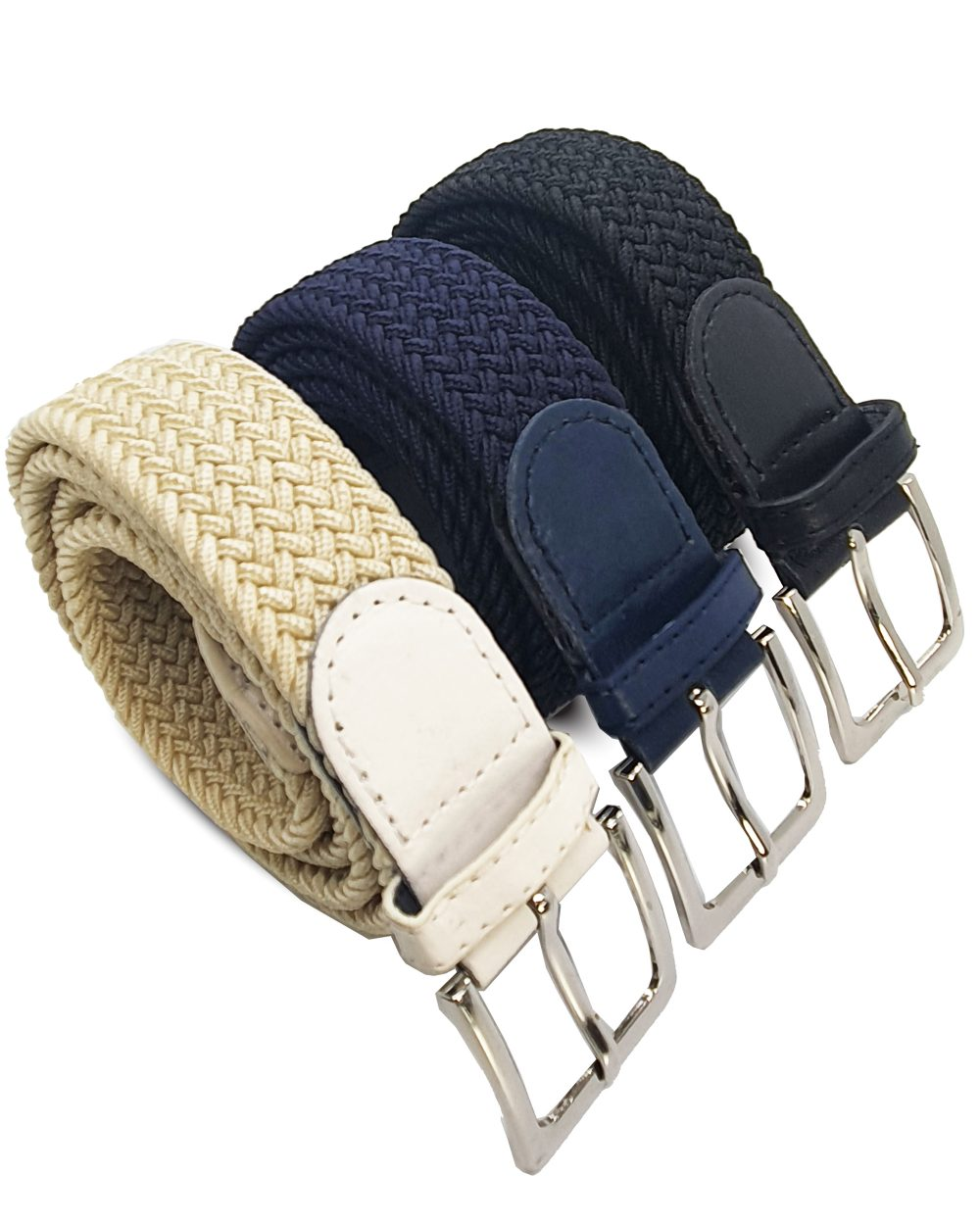 elastiek-stof30mm-zwart-beige-blauw-3pak