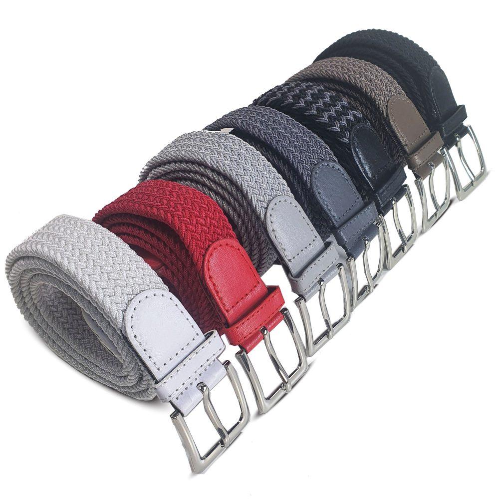 elastiek-stofriem-set groothandel elastiek riemen