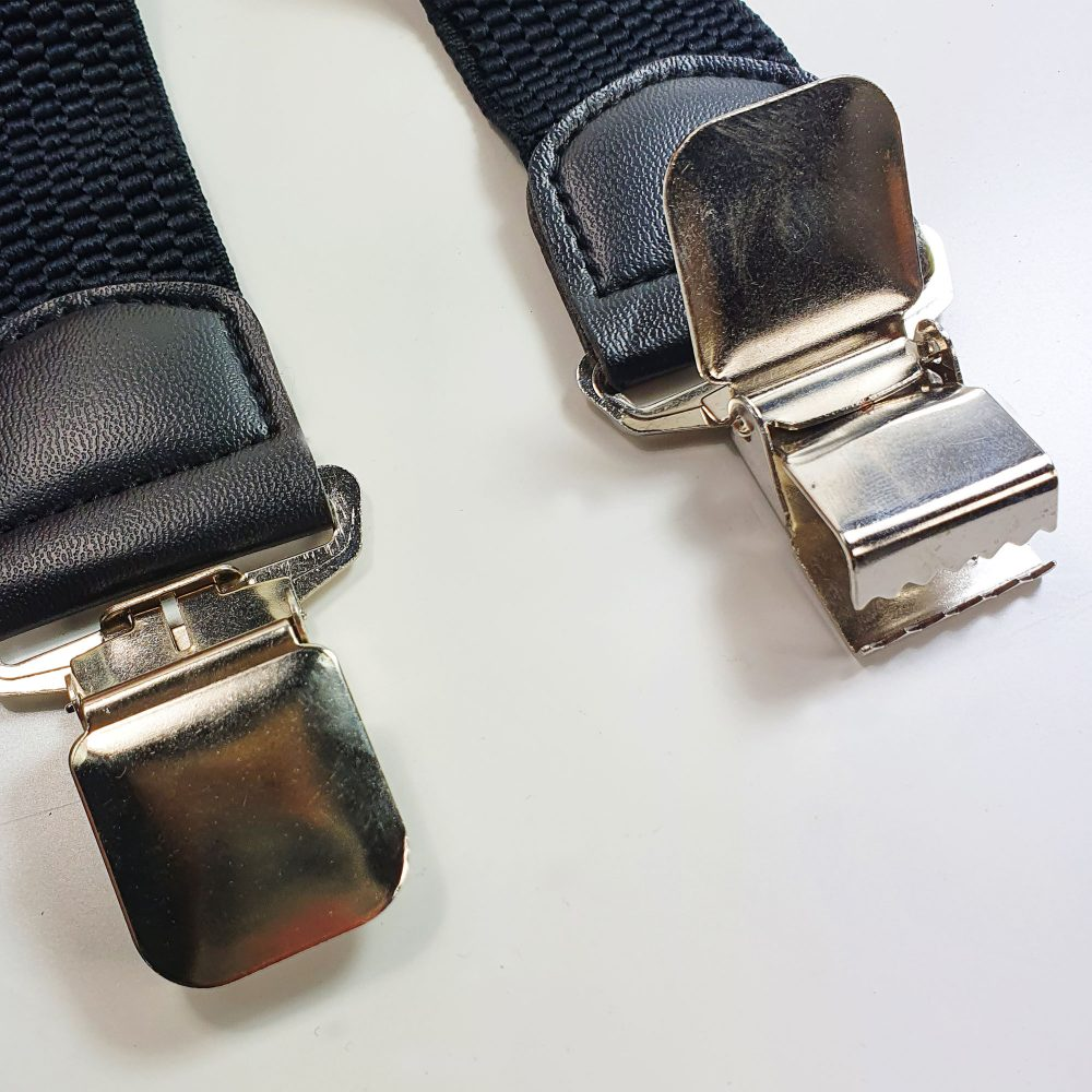 brandweer bretel 4 clips