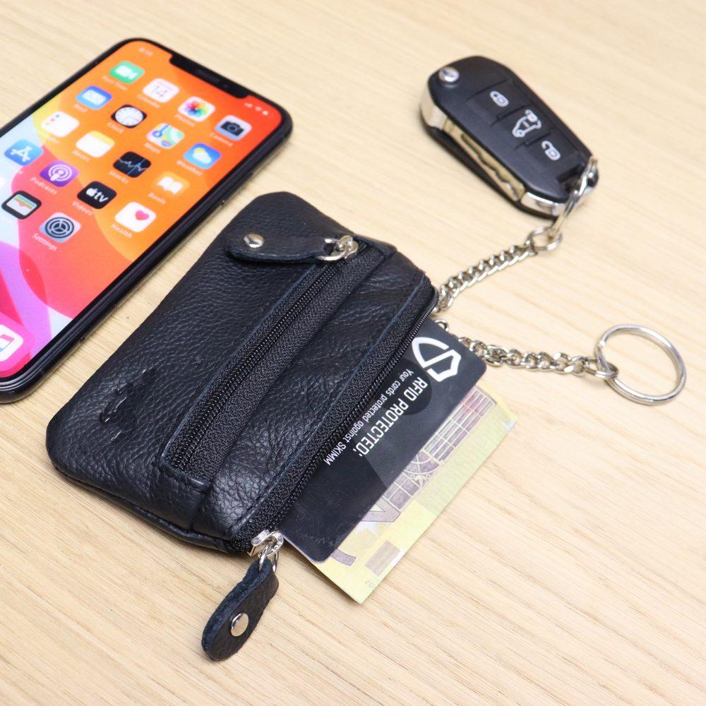 groothandel sleuteletuis sleuteltasjes